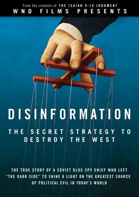 [DVD] Disinformation: the Secret Strategy to Destroy the West By Escobar, George (PRD)/ Moore, Stan (CON)